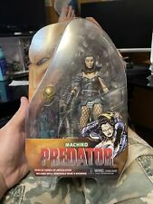 "MISP NECA Predator MACHIKO Action Figure Series 18 Dark Horse Comic 2018 7"""
