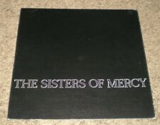 More The Sisters Of Mercy~1990 EU Import Alt Rock Tri-Fold Sleeve CD Single~FAST