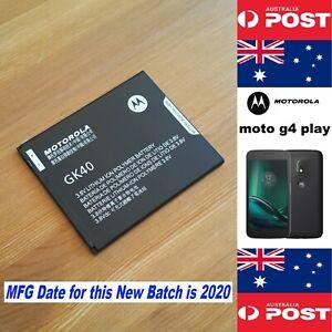 MOTOROLA GK40 GENUINE Original Battery Moto G4 G Play XT1607 XT1609 2800mAh