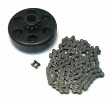 3/4'' Centrifugal Clutch 12 Tooth #35 Chain Screw Kit Minibike Go Kart for Honda