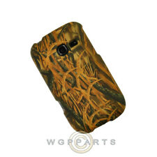 Samsung R480 Freeform 5 Shield Camo Shedder Grass WFL032 Case Cover Protector