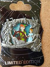Disney WDI D23 Expo pin* PETER PAN  Stained Glass LE pin* New