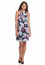Jessica Simpson Flower Print Dress NWT 6