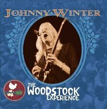 Johnny Winter - Woodstock Experience Ltd. 2 CD set NEW sealed OOP RARE