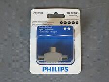 Philips Antennen Verteiler 2-fach Koaxialverteiler Koax