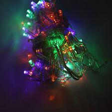 10M 100 LED RGB Christmas Tree Fairy String Party Lights Wedding Garden Decor