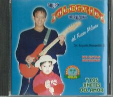 Grupo Alegria Y Los Jinetes Del Amor Latin Music CD