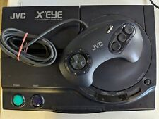 JVC X'EYE Console + Controller ** Play Genesis and Sega CD Games, Tested Works!