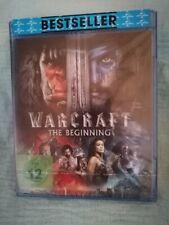Warcraft (The Beginning) - Bluray/Blu-ray - Neu in Folie