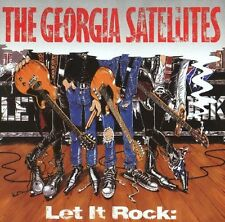 Georgia Satellites - Let It Rock...Best Of Georgia Satellites [CD]