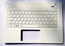 New & original Acer Aspire V3-331 V3-371 UK qwerty white keyboard