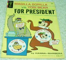 HannaBarbera Magilla Gorilla 3 FN+ 6.5 High Grade GoldKey FileCopy 30% off Guide