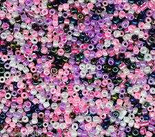 10000 Mixed Glass Seed Beads 10/0 Jewelry Making