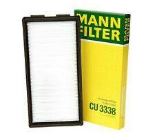 For BMW E32 E34 525i 530i 535i 540i Cabin Air Filter Particulate Mann CU 3338