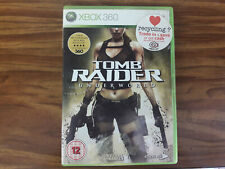 Tomb raider underworld xbox 360 Pal
