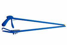 """72""""inch S.S-Snake-Handle-Tongs-Snake-Catch-Snake-Catcher-Stick-With FOLDING OPT"""