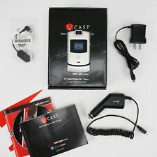 Motorola RAZR V3m Verizon Original MOTORAZR Classic Thin Compact Flip Cell Phone