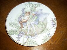 CICELY MARY BARKER Fairies of the Fields & Flowers VETCH Fairy Plate Ltd Edition