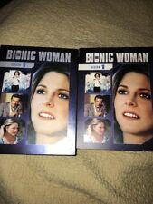 The Bionic Woman: Season 1 Lindsay Wagner DVD Complete Season
