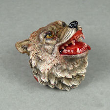 1/6 Scale Phicen, Cy Girls, Kumik, Hot Toys - Red Riding Hood Wolf Severed Head