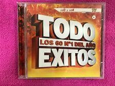 TODO EXITOS 2001 CD3 + CD4 CRANBERRIES COYOTE DAX DAVID CIVERA PAULINA RUBIO