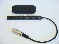 MINT Panasonic AJ-MC900 stereo shotgun microphone for  HPX/HDX/HDC camcorders