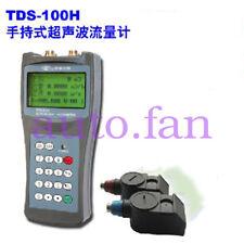 New Sensor Ultrasonic Flowmeter TDS-100H - Portable Ultrasound Kit