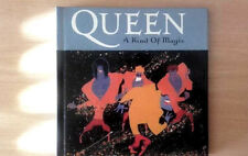 QUEEN - A kind of Magic . Libro CD + Book Emi- primera plana 2008