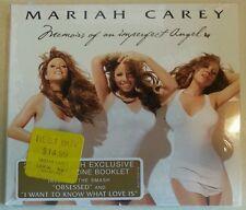 MEMOIRS OF AN IMPERFECT ANGEL [Digipak-Enhanced] by MARIAH CAREY (2 CDs, 2009)