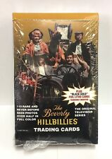 1993 BEVERLY HILLBILLIES TRADING CARDS FACTORY SEALED BOX 36 PACKS #saug18-67