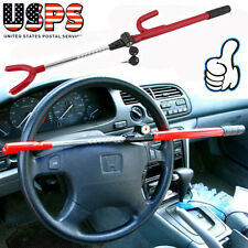 Steering Wheel Lock Anti Theft Security System Car Truck SUV Auto Club Sale EK