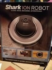 New in Box Shark ION ROBOT 720 Vacuum with Easy Scheduling Remote RV720