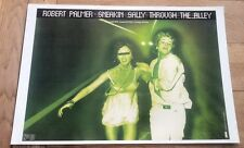 ROBERT PALMER 'Sneaking Sally...'  LARGE magazine POSTER size :16x11 inches
