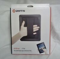 GRIFFIN AIR STRAP IPAD HOLDER - RUGGED PROTECTION COVER
