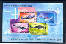 Aircraft Helicopter Navy, Airforce Miniature Sheet MNH