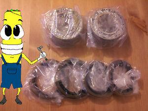 Toyota Crown Majesta Rear Wheel Bearings & Seal Set 10/91 92 93 94 95 96 97 98
