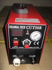 Plasma Cutter 50AMP CUT50R Digital New Inverter 220V * Comes with 44 Consumables