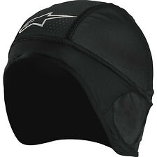 NEW ALPINESTARS WINTER SKULL CAP HEAD COVER SNOWMOBILE COLD RIDING BMX MX