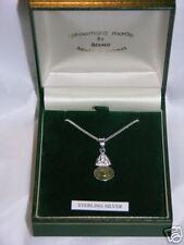 Connemara Marble Celtic  Pendant