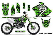 SUZUKI RM 125 250 Graphics Kit 2001-2009 CREATORX DECALS BTG