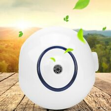 Mini Ozone Deodorizer Sterilizer Generator Negative Ion Air Purifier Household