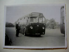 ENG935 - 1940s BIRMINGHAM & MIDLAND MOTOR OMNIBUS Co Ltd - BUS No3001 Photo