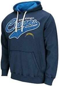 G-III Sports San Diego Chargers Men's Wild Card Pullover Hoody Sweatshirt