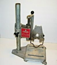 "Dayton Drill Press Stand 2Z041  for 1/2"" Electric Drill Portable Adjustable"