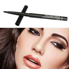 Waterproof Eye Black Eyeliner Eyebrow Pen Pencil Brush Makeup Cosmetic Tool KY