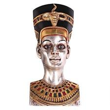 Egyptian Queen Nefertiti Wall Sculpture Eighteenth Dynasty Bust
