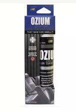 Ozium Odor Eliminator Air Sanitizer Freshener 3.5oz NEW CAR Scent