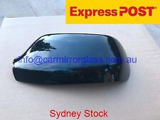 MIRROR HOUSE COVER CAP FOR LEFT PASSENGER SIDE MAZDA 3 2004-2009 BLACK