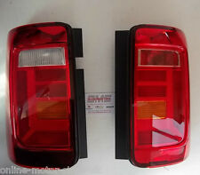 Volkswagen CADDY 2015-  REAR LIGHT CLUSTER - LENS - BARN DOOR - NEW STYLE - x 1