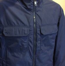 Hugo Boss Cardo 2 Pocket Nylon Blouson Jacket Blue XXL